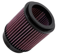 K&N air filter KA-7508 for 2008, 2009, 2010, 2011 and 2012 Kawasaki KRF750 Teryx 750