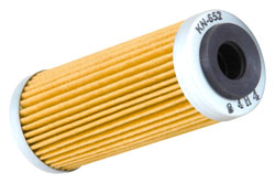 K&N's KTM Motorcycle Replacement Oil FIlter KN-652