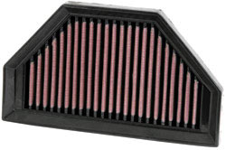 K&N air filter KT-1108 for 2008, 2009, 2010 and 2011 KTM 1190 RC8 1148