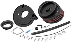 Custom Air Filter Assembly for Harley Davidson Motorcycles