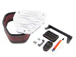 K&N Custom Air Cleaner for Yamaha Road Star