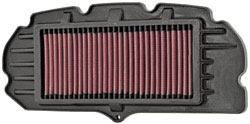 K&N SU-1348 Replacement Air Filter for 2007, 2008 and 2009 Suzuki SGX 1300 B-King Motorcycle