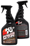 K&N Air Filter Cleaner & Industrial Strength Degreaser