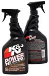 K&N Air Filter Cleaner & Industrial Strength Degreaser
